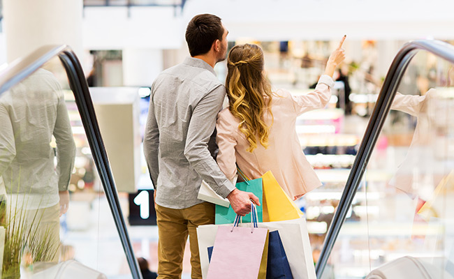 Un centro comercial confió en Eñutt para llevar a cabo la comunicación local con sus usuarios.