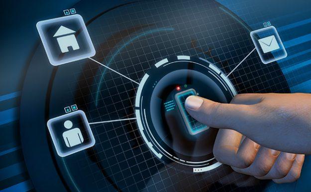 Una empresa de biometría necesita crear una imagen de marca potente y salir al mercado.