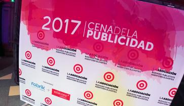 Cena de la publicidad 2017. Bilbao
