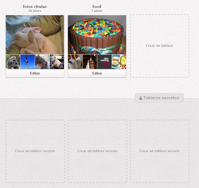 7 conceptos básicos para entender Pinterest