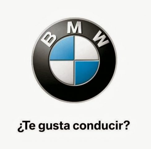 Guia slogan bmw