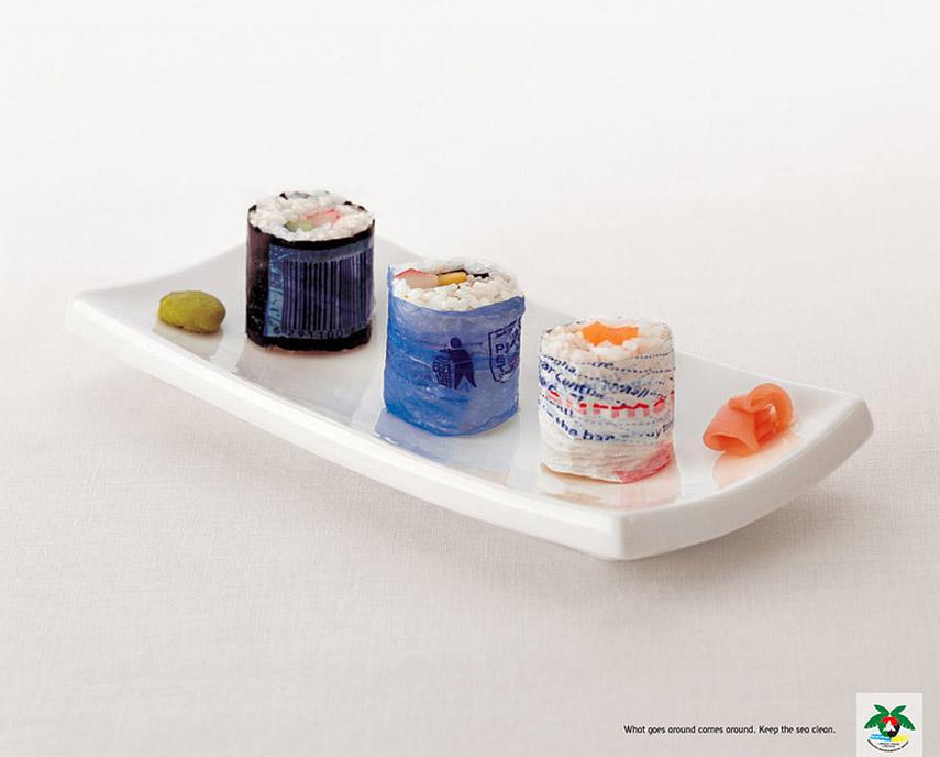 publicidad-medioambiental-sushi