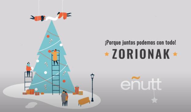 Feliz Navidad de Eñutt Comunicación
