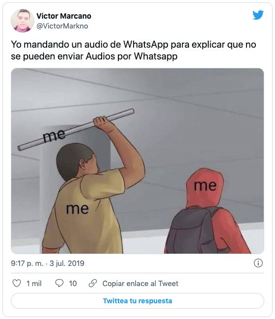 meme caida whatsapp, facebook e instagram